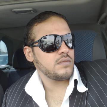 Khaled Osman, 35, Cairo, Egypt
