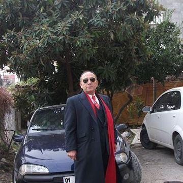 Arif Oba, 49, Adana, Turkey