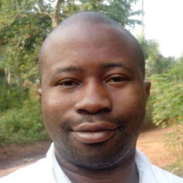 nnamdi, 39, Lagos, Nigeria