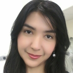 Adriana Bautista, 26, Bogota, Colombia