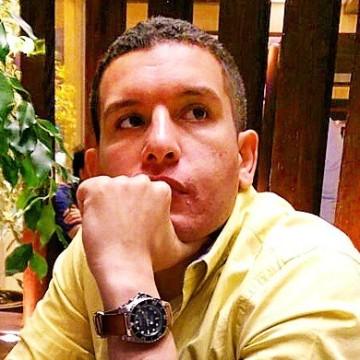 Mahmoud Nasr Eldeen, 32, Khobar, Saudi Arabia