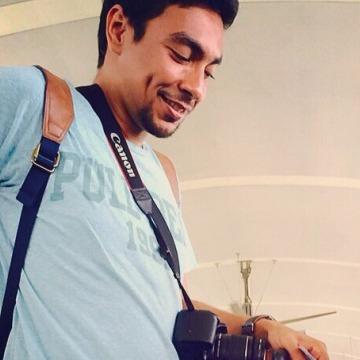 Ali Husein, 27, Surakarta, Indonesia