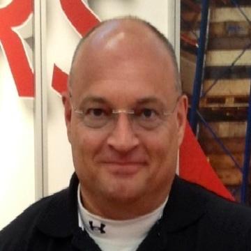 Richard Küpper, 52, Dortmund, Germany