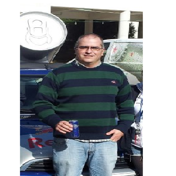 Nuno Almeida, 42, Santarem, Portugal
