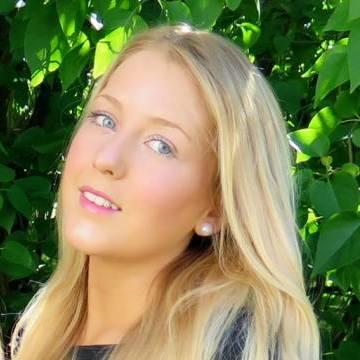 Nicolina Lööf, 20, Vasteras, Sweden