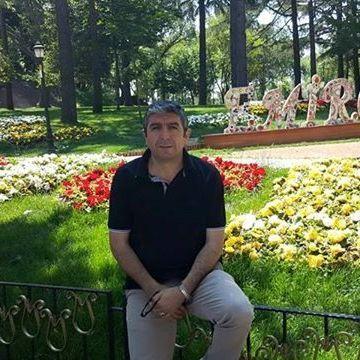 Irfan Erdağı, 44, Istanbul, Turkey