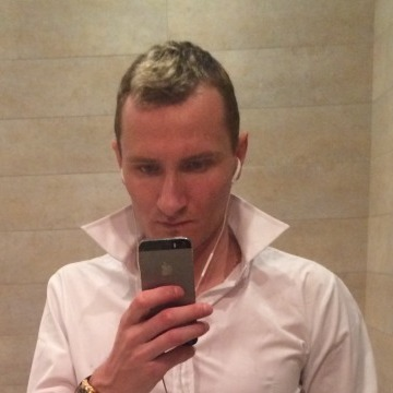 Milan, 29, Moscow, Russia