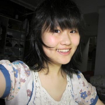April Zhao, 22, Haerbin, China