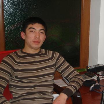 Erbol, 27, Astana, Kazakhstan