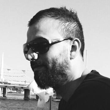 Selçuk Nebil, 33, Istanbul, Turkey