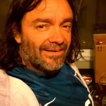 Alejandro Galvan, 53, Hurlingham, Argentina