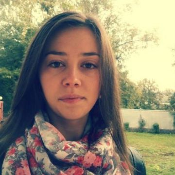 Olya Bodnarash, 23, Kiev, Ukraine