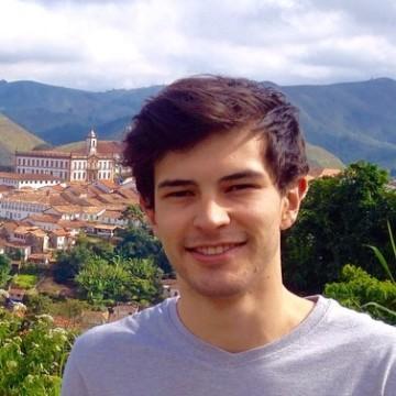Jeff Venturi, 24, Sao Paulo, Brazil
