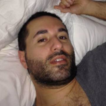 George Winchester, 36, Madrid, Spain
