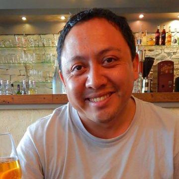 Cesar Garcia, 36, Toluca, Mexico