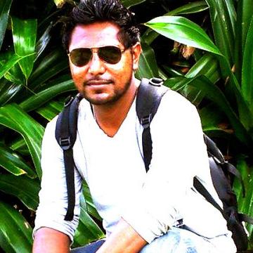 Mahesh Sanjeewa, 29, Colombo, Sri Lanka