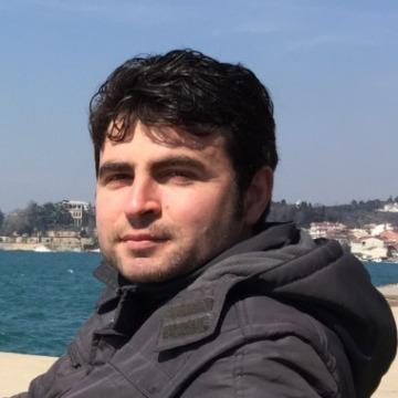 Mustafa, 30, Istanbul, Turkey