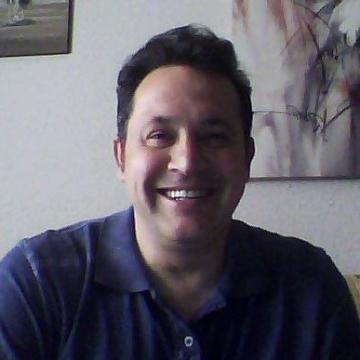 Paco Ramos, 49, Zaragoza, Spain