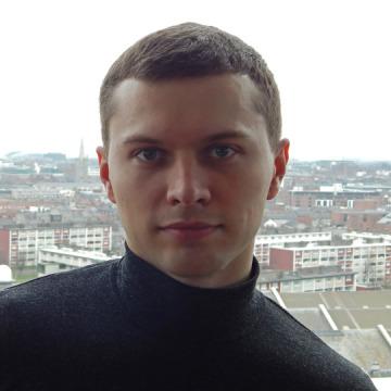Artem Cherednychenko, 31, Donetsk, Ukraine