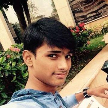 Prem Sai, 20, Berhampur, India