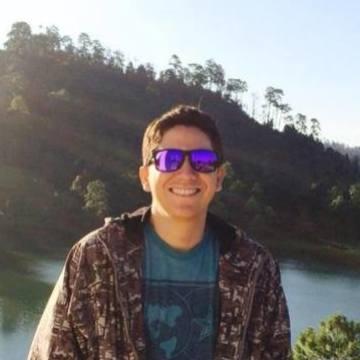 Alan Ruiz Martin del Campo, 34, Colima, Mexico
