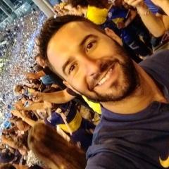 Gonza Lopez, 33, Buenos Aires, Argentina