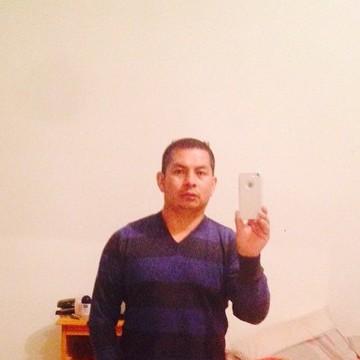 Diego Cuenca, 33, Alicante, Spain