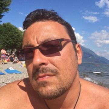 Gilberto Simionato, 42, Desio, Italy