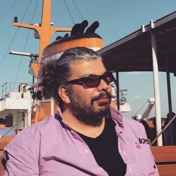 Emre Gündüz, 40, Istanbul, Turkey