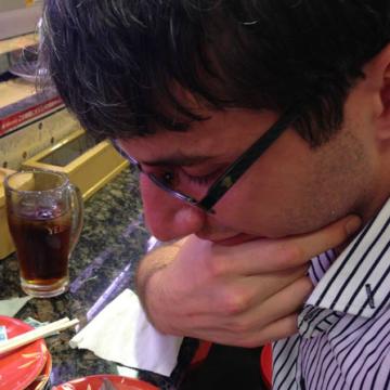 Ilkin Haqverdiyev, 28, Baku, Azerbaijan