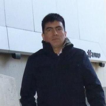 Edwin Osorio, 30, Buenos Aires, Argentina