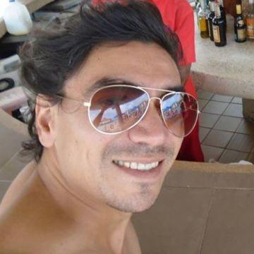 Jorge Montenegro, 39, Santiago, Chile