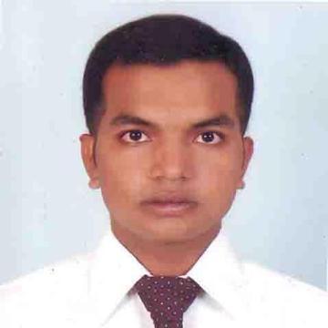 Md Rashadul Alam, 29, Dhaka, Bangladesh