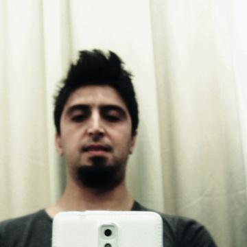 Melkingo, 29, Istanbul, Turkey