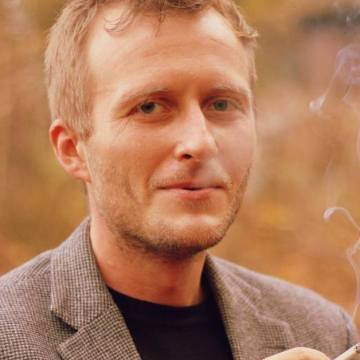 Janosch Priebe, 31, Bamberg, Germany