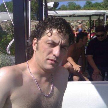 Tayfun Ay, 40, Izmir, Turkey