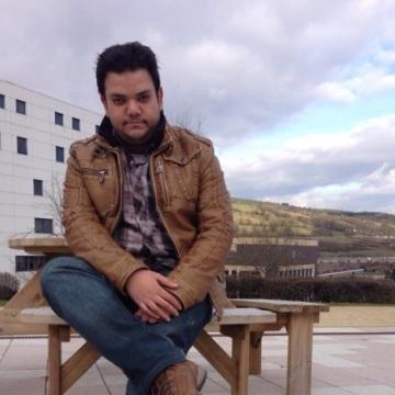 Syed Bilal, 29, Sharjah, United Arab Emirates
