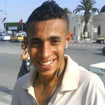 Tayeb Ammar, 32, Oran, Algeria