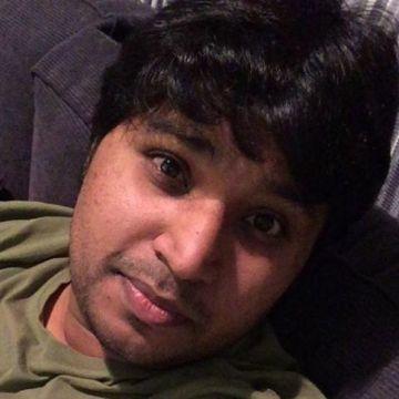 Mir Ali, 30, Jeddah, Saudi Arabia