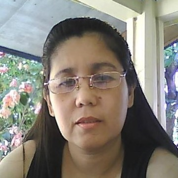 Rizalina Ibasco, 51, Mamburao, Philippines