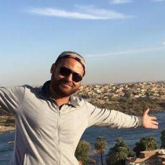 Hesham Hammam, 35, Cairo, Egypt