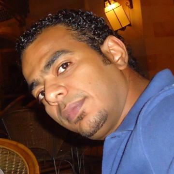Abdulrahman Baroom, 35, Jeddah, Saudi Arabia