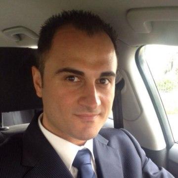 Rocco Cirocco, 36, Guadalajara, Spain