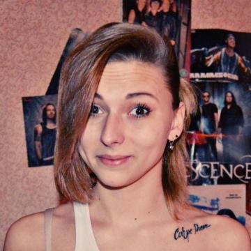Мария Морозик, 22, Tambov, Russia