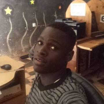 Mevis Mevis, 22, Kampala, Uganda