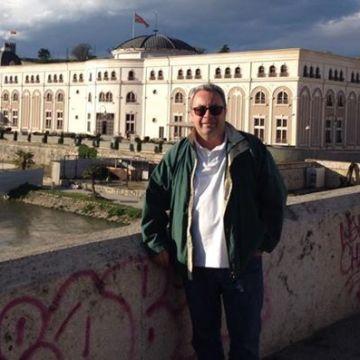 Abdullah Vehaplar, 46, Istanbul, Turkey
