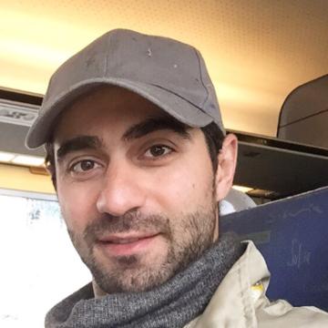 Tarek Barodi, 29, Stockholm, Sweden
