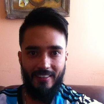 Alexandro Viesa, 28, Aguascalientes, Mexico