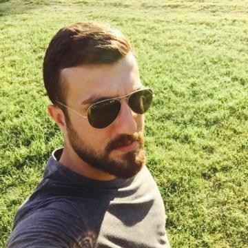 Cihan Ertugrul, 31, Istanbul, Turkey