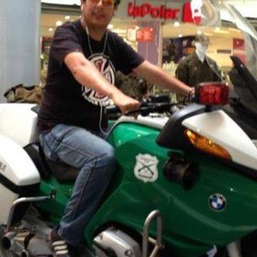 Gonzalo Ortega, 45, London, United Kingdom